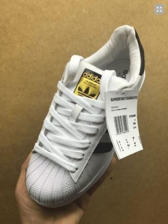 26326ca872 Adidas SuperStar Classico Cartão - Roupas e calçados - Ana Lúcia ...
