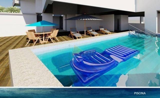 Apartamento à venda, 86 m² por r$ 425.927,00 - vila guilhermina - praia grande/sp - Foto 4