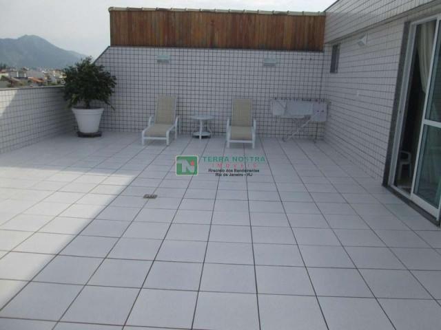 Apartamento à venda com 4 dormitórios em Recreio dos bandeirantes, Rio de janeiro cod:2504