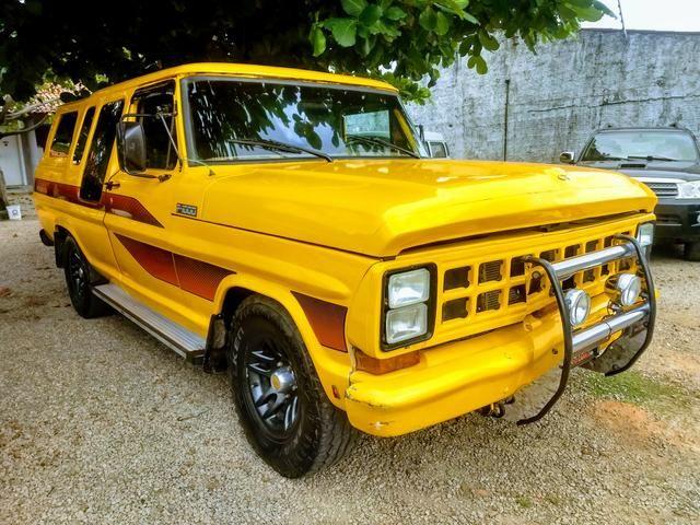 Ford F-1000 Cabine Dupla Diesel MWM 1988 - Foto 7
