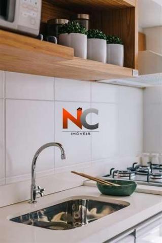 Apartamento com 3 dorms, nobre norte clube residencial - r$ 474 mil. - Foto 20
