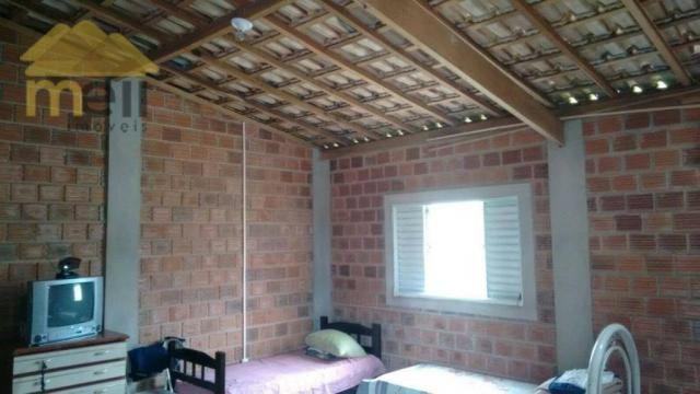 Sítio com 1 dormitório à venda, 96800 m² por R$ 590.000,00 - Zona Rural - Martinópolis/SP - Foto 4