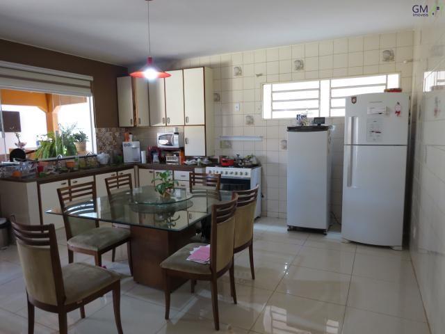 Vendo casa no setor de mansões, 3 quartos / suíte / piscina / churrasqueira / próximo a ca - Foto 7