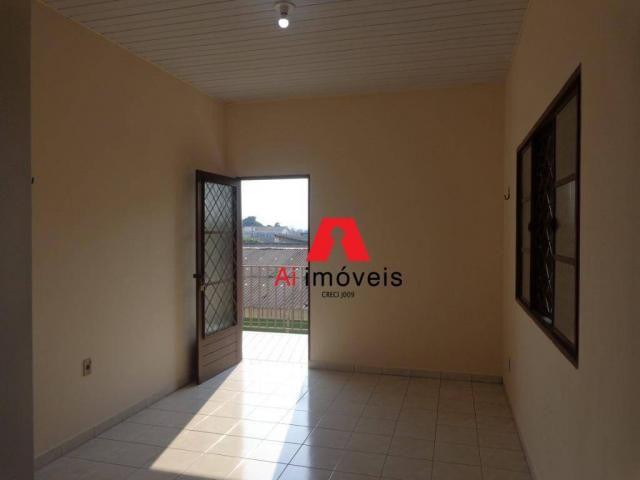Apartamento com 1 dormitório para alugar, 35 m² por r$ 750,00/mês - conquista - rio branco - Foto 2