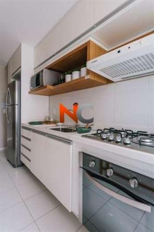 Apartamento com 3 dorms, nobre norte clube residencial - r$ 474 mil. - Foto 10