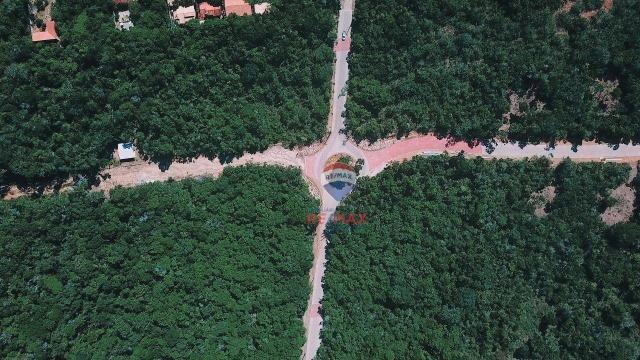 Terreno à venda, 2045 m² por r$ 368.276 - arraial d'ajuda - porto seguro/ba - Foto 2