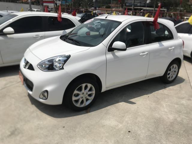 Nissan March SV 1.6 - Foto 2
