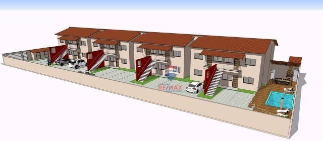 Apartamento com 2 dormitórios à venda, 65 m² por r$ 165.000,00 - cambolo - porto seguro/ba - Foto 7