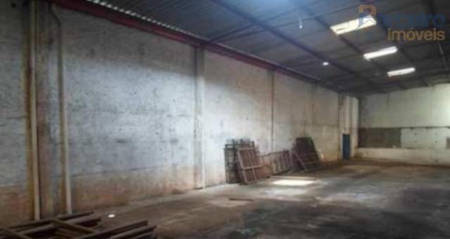 Galpão para alugar, 1439 m² por r$ 7.800,00/mês - jardim egle - são paulo/sp - Foto 3