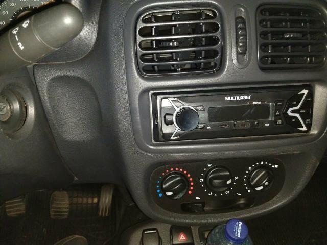 Clio Hatch 2014 4 portas 1.0 flex economico uber e 99 - Foto 17