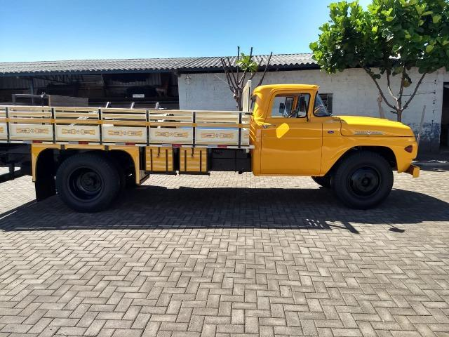 Ford F600 mais bonito do Brasil - Foto 4