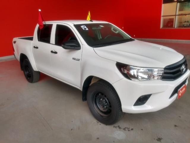 Toyota Hilux Std 2.8 Cd 16v 4x4 Manual - 2018/2019 - Foto 2