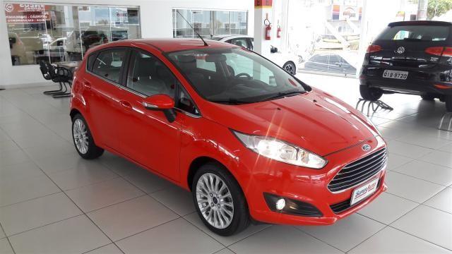 New Fiesta Titanium Automatico - 2017