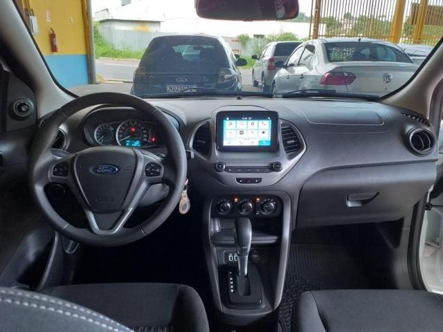 FORD KA 2018/2019 1.5 TIVCT FLEX SE AUTOMÁTICO - Foto 11