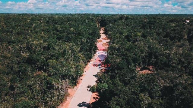 Terreno à venda, 2045 m² por r$ 368.276 - arraial d'ajuda - porto seguro/ba - Foto 14