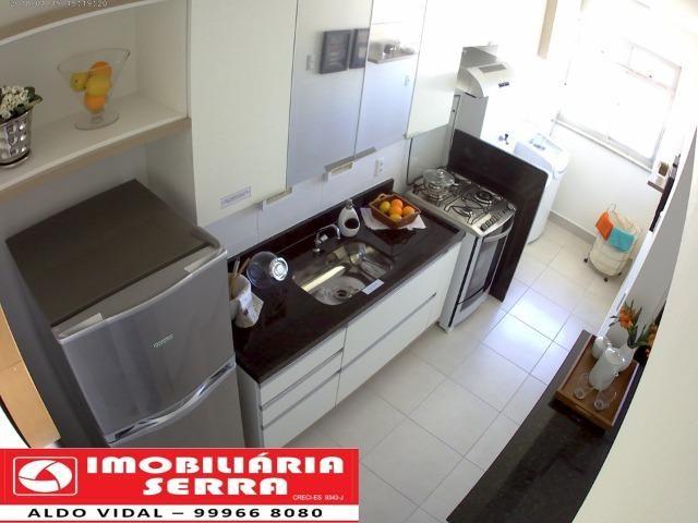 ARV132- Apto com Varanda gourmet, Home Office, 1 ou 2 vagas de garagem, em Colinas. - Foto 11