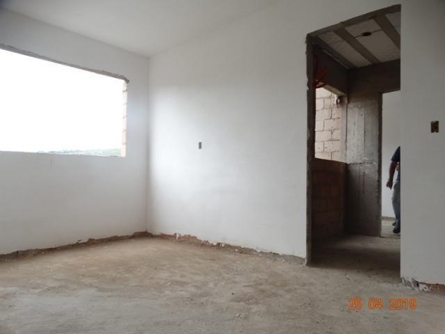 Apartamento 02 quartos no bairro vila cristina em betim mg - Foto 3