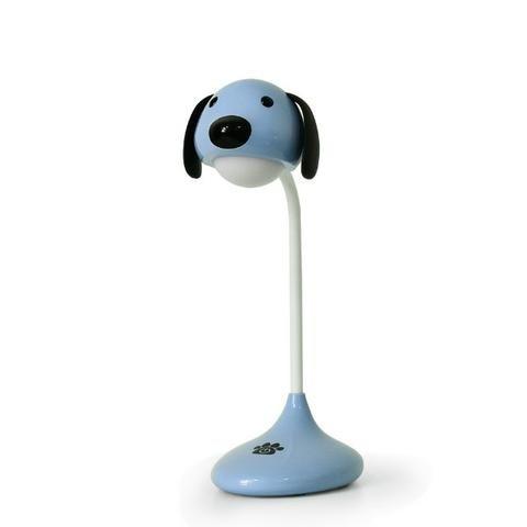 Luminária De Mesa Recarregável Em Formato de Cachorro Touch Led - Foto 2