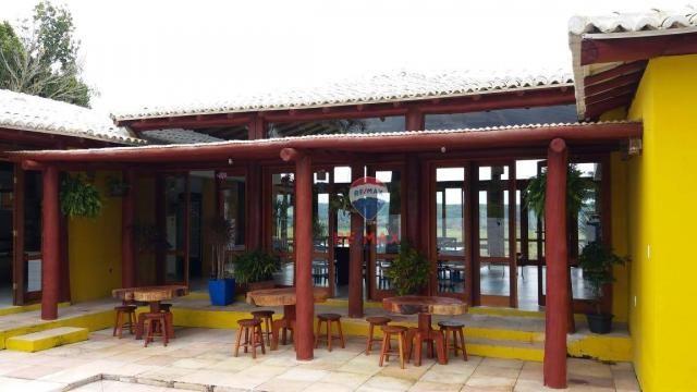 Re/max aluga para temporada casa térreo localizado no distrito de vale verde. - Foto 3