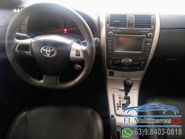 Corolla XRS 2.0 Flex 16V Aut. - Foto 8