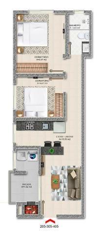 CR- Excelente apto com elevador. Ótima localização - Foto 7