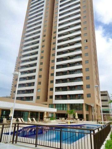 AP0441 Apartamento novo vizinho ao Shopping Riomar