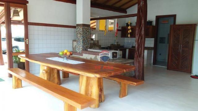 Re/max aluga para temporada casa térreo localizado no distrito de vale verde. - Foto 9