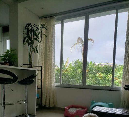 Apartamento semi mobiliado 2 dormitório sendo 1 suíte bem localizado nós ingleses - Foto 9