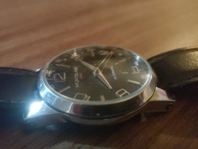 Relógio Montblanc Leia anúncio - Foto 4