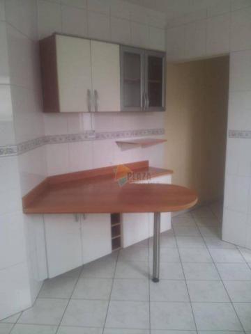 Apartamento com 2 dormitórios para alugar, 1 m² por R$ 1.800,00/mês - Vila Guilhermina - P - Foto 14