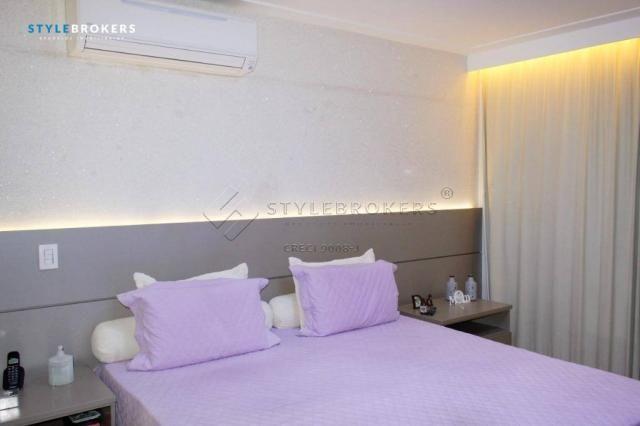 Apartamento com 3 dormitórios à venda, 194 m² por R$ 1.650.000,00 - Duque de Caxias II - C - Foto 18