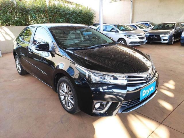 Toyota Corolla XEi 2.0 16V CVT Flex 154CV 4x2 4P