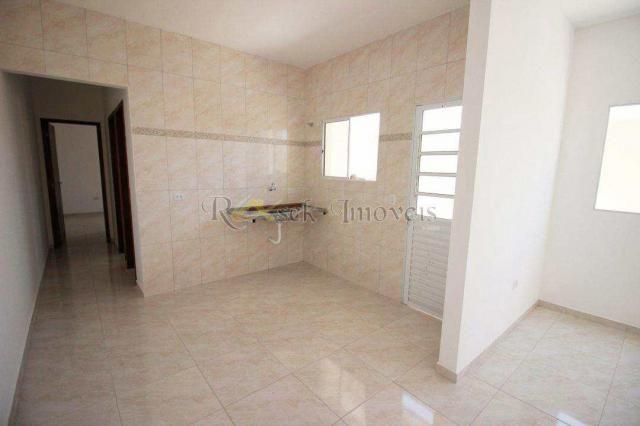 Casa à venda com 2 dormitórios em Jardim magalhães, Itanhaém cod:381 - Foto 4