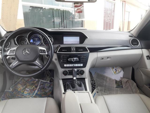 Mercedes-Benz C200 CGI Avantgarde 1.8 Turbo - Foto 7