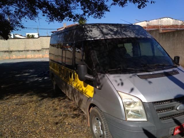 Van Transit 16l 2.4 Diesel