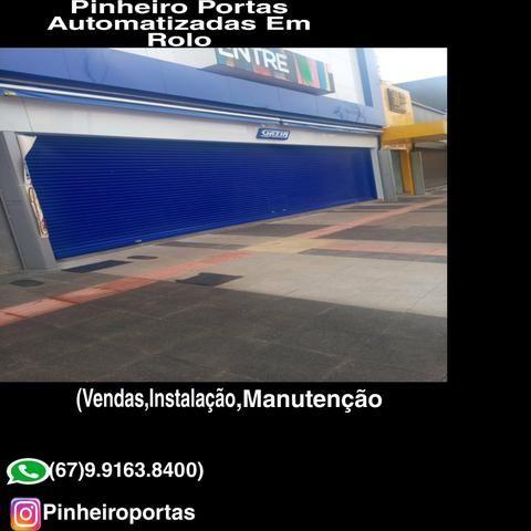 Portas Automatizadas - Foto 2