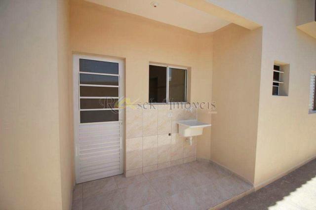 Casa à venda com 2 dormitórios em Jardim magalhães, Itanhaém cod:381 - Foto 10