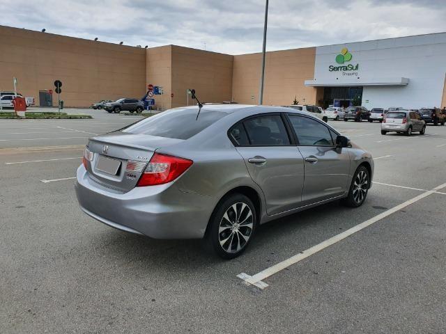 Honda Civic LXR 2.0 2015 - IPVA 2020 Pago - Foto 3