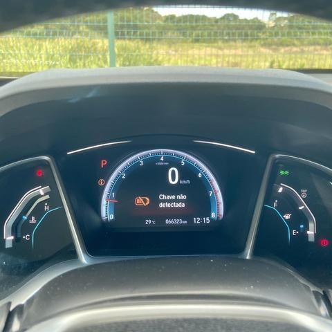 Honda Civic 1.5 Touring Automático Flex - 2017 - Foto 9