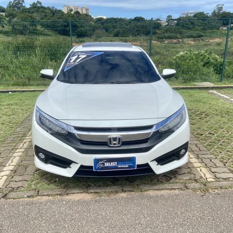 Honda Civic 1.5 Touring Automático Flex - 2017