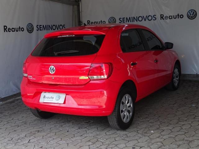 Volkswagen Gol 1.0 mi 8v G.vi - Foto 10