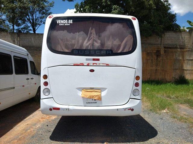 Micro ônibus VW Busscar Micruss - Foto 10