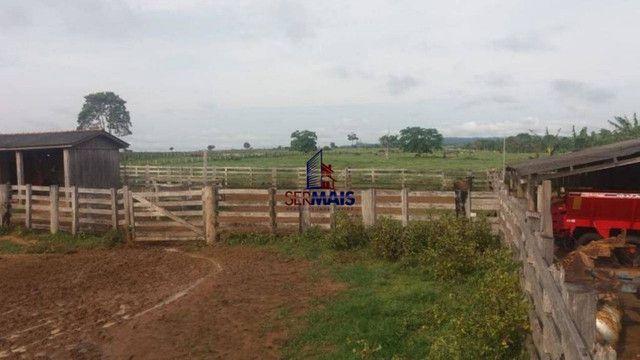 Fazenda à venda, por R$ 6.000.000 - Zona Rural - Ariquemes/RO - Foto 3