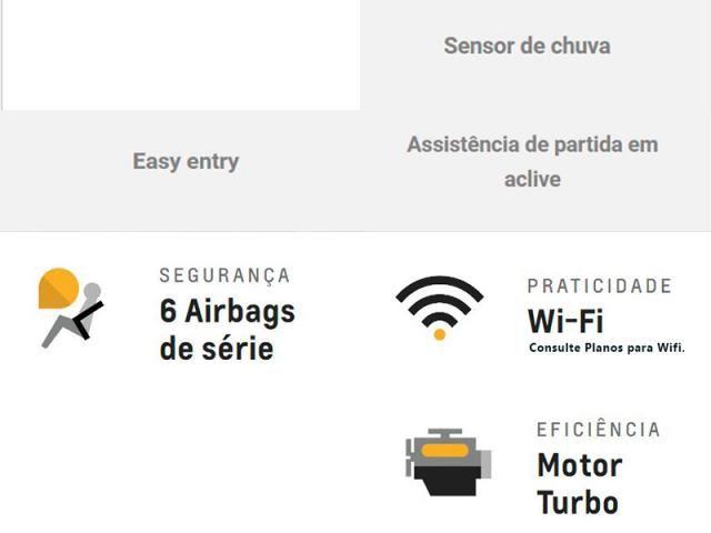 CHEVROLET TRACKER 1.0 TURBO FLEX LT AUTOMÁTICO - Foto 6