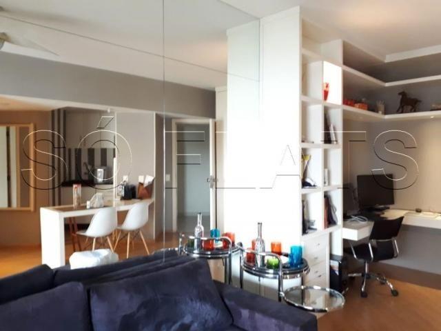 Ótimo apartamento na Vila Nova Conceição, próximo a Av. Sto Amaro, Faculdade FMU e Bairro