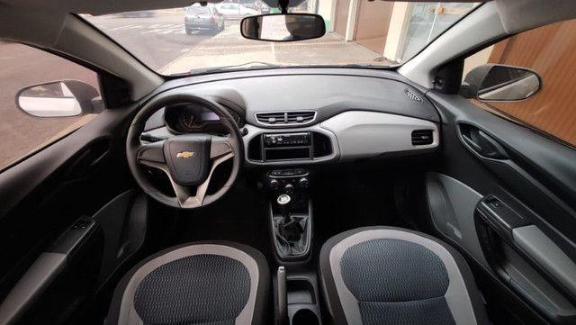 Chevrolet/ Onix 2016 Lt 1.0 Completo - Foto 9
