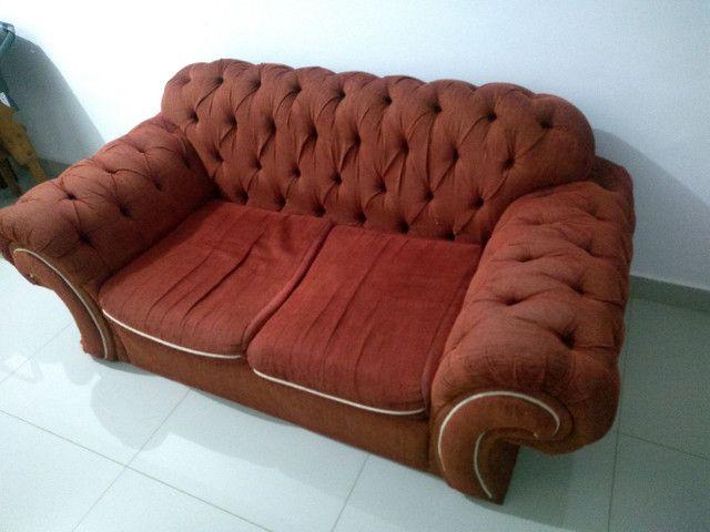 Lindo sofá retrô em Curvelo