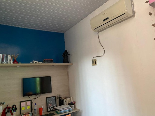 Casa no Julio Sefer, 3/4 sendo 01 suíte, muito ventilada, garagens - Foto 5