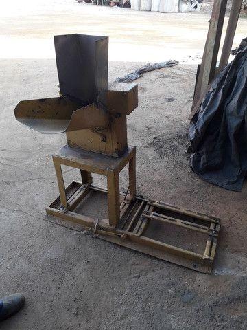 Triturador completo sem motor  - Foto 2