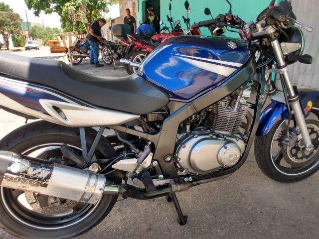 Vendo essa GS 500e - Foto 3